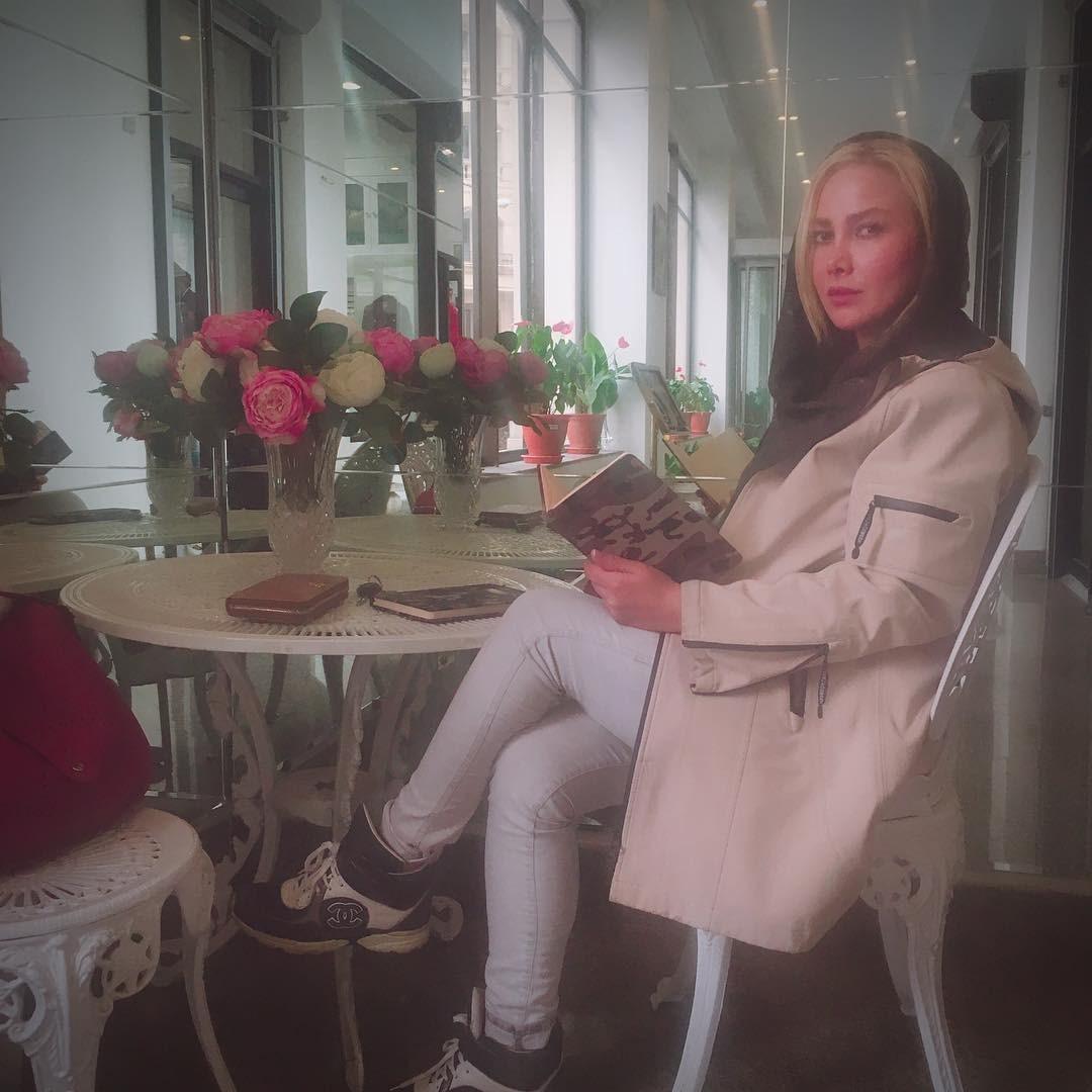 عکس های جدید آنا نعمتی خرداد96