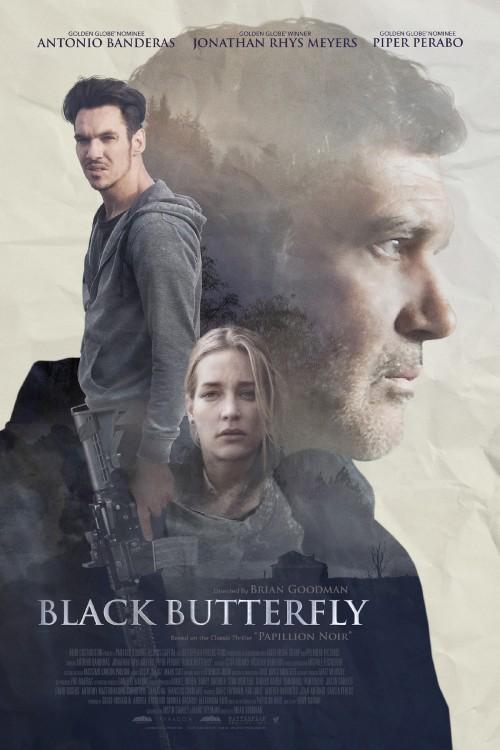 دانلود فیلم - Black Butterfly 2017