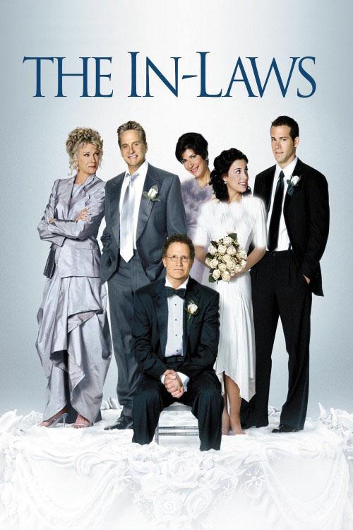 دانلود دوبله فارسی فیلم خویشاوندیThe In-Laws 2003