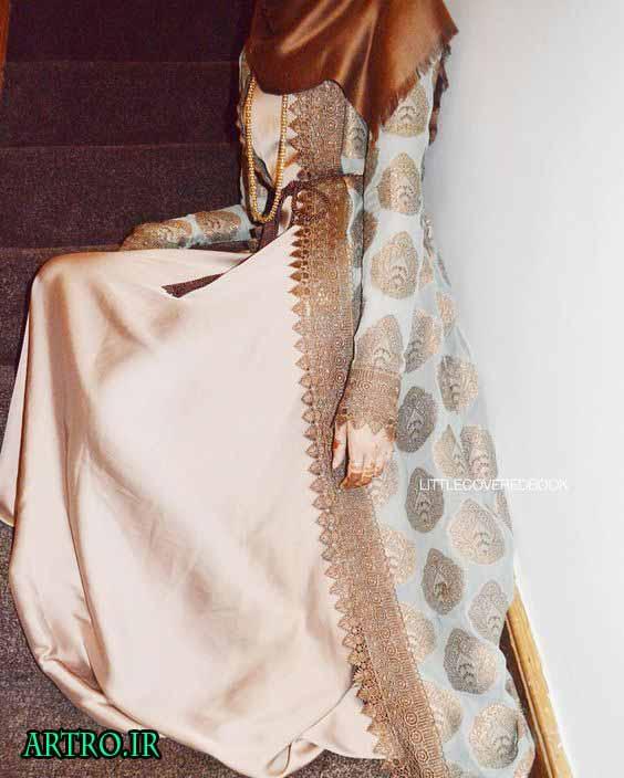 مدل مانتو و روپوش شیک دخترانه