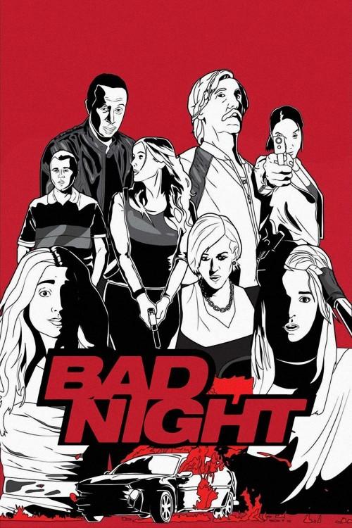 دانلود فیلم Bad Night 2015