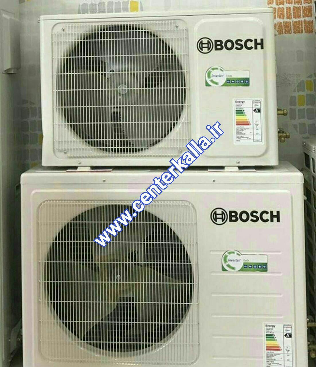 کولرگازی بوش سرما+گرما اینورترA++ مصرف40%کمتر 5 متر لوله و کابل رایگان
