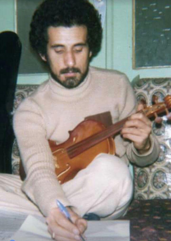 آهنگ یادته از منوچهر طاهرزاده