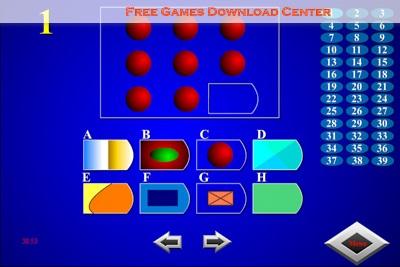 بازی آنلاین تست آی کیو IQ Tester Online Game