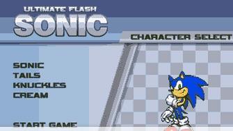 بازی آنلاین مشهور سونیک – Sonic Online Game