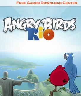 بازی آنلاین پرندگان خشمگین Angry Birds Rio