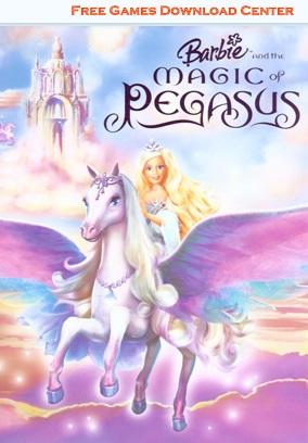 بازی آنلاین باربی Barbie and the Magic of Pegasus