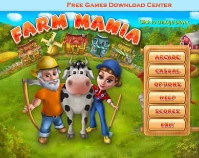 بازی آنلاین و سرگرم کننده مزرعه داری Farm Mania