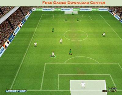 بازی آنلاین فوتبال سه بعدی Champions 3D World Cup