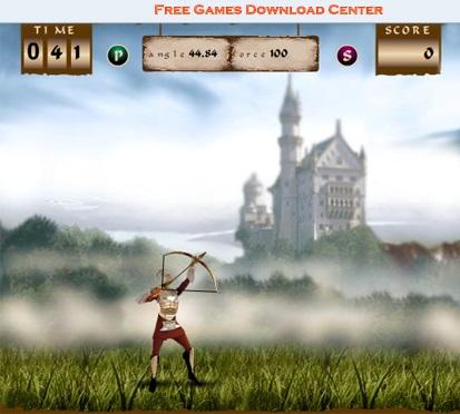 بازی آنلاین و بسیار جذاب تیر اندازی Archery Challenge