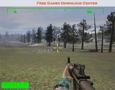 بازی آنلاین تست مهارت در تیراندازی America's Army