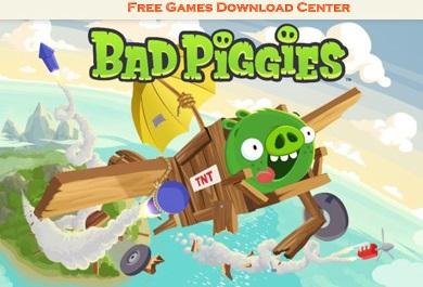 بازی آنلاین و بسیار پرطرفدار خوک های بد Bad Piggies