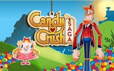 بازی آنلاین و پرطرفدار Candy Crush Saga