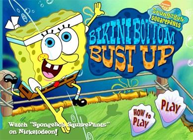 بازی آنلاین باب اسفنجی Boxer SpongeBob