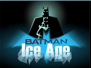 بازی آنلاین بتمن در یخبندان Batman Ice Age