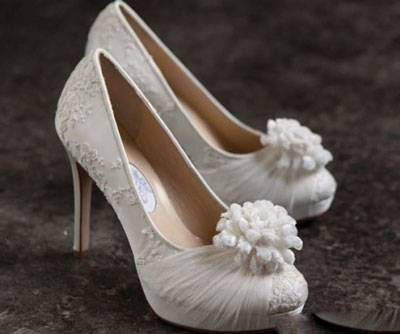 35 عکس از مدل کفش عروس(2017) 1396