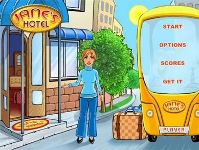 بازی آنلاین هتل داری Janes Hotel