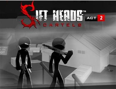 بازی آنلاین و جنایی Sift Heads Cartels Act 2