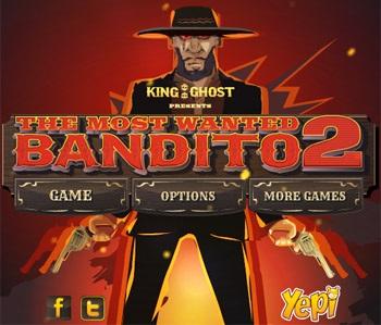 بازی آنلاین کابوی The Most Wanted Bandito 2