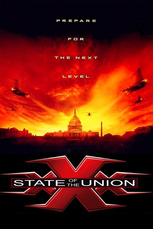 دانلود دوبله فارسی فیلم سه ایکس 2 3X: State of the Union 2005
