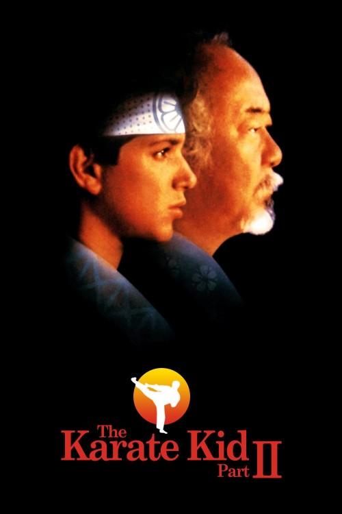 دانلود دوبله فارسی فیلم پسر کاراته 2 The Karate Kid Part II 1986