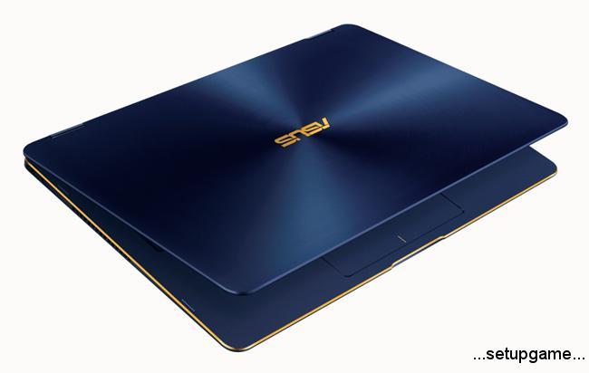 لپتاپ هیبریدی Zenbook Flip S ایسوس معرفی شد
