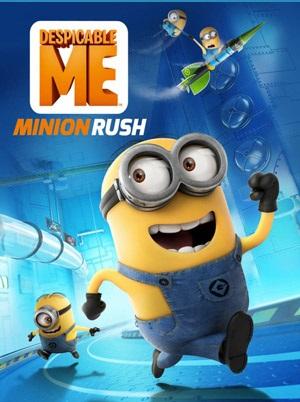 بازی آنلاین هجوم مینیون ها Minion Rush