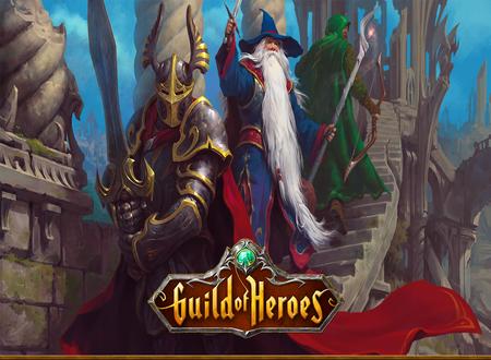 دانلود بازی Guild of Heroes – fantasy RPG اتحاد قهرمانان برای اندروید