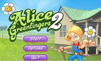 بازی استراتژیک و کم حجم Alice Greenfingers 2