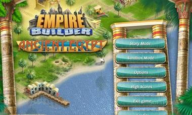 امپراطوری مصر در بازی Empire Builder Ancient Egypt