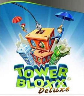 برج سازی در بازی Tower Bloxx Deluxe – پرتابل