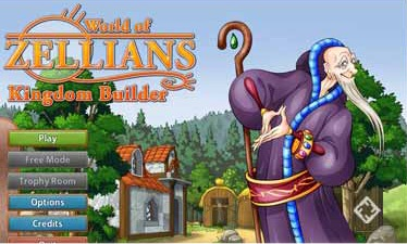 معماری در بازی World of Zellians Kingdom Builder