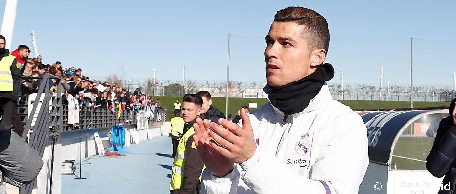 کریستیانو رونالدو: به گلزنی در فینال فکر نمی کنم