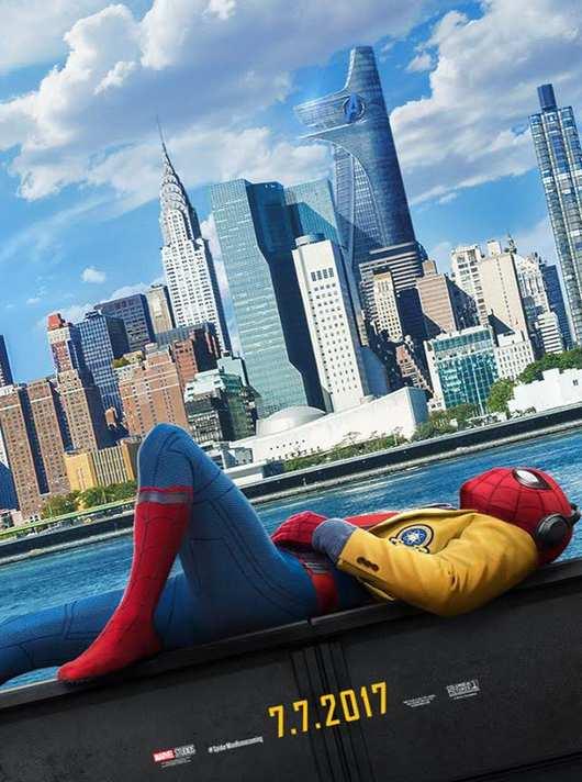 دانلود فیلم مرد عنکبوتی بازگشت به خانه 2017 - دانلود پلی