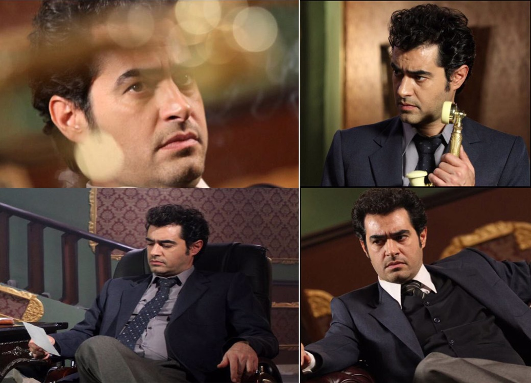 تصویر جدید شهاب حسینی در فصل دوم شهرزاد - دانلود پلی