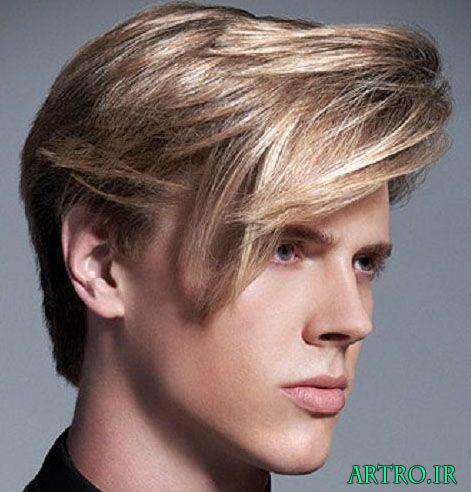 مدل موی مردانه و پسرانه