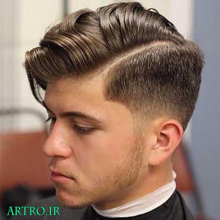 مدل مو مردانه پسرانه,