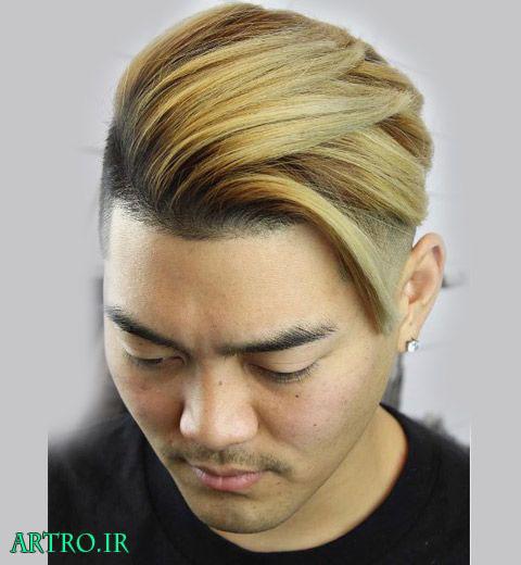 مدل موی جدید مردانه و پسرانه,