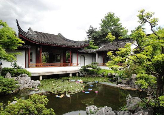 این باغ ها، زیباترین باغهای جهاناند
