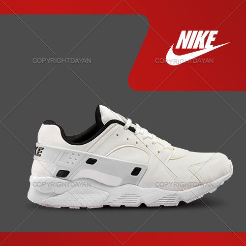 کفش Nike مدل Maksim(سفید) - کتانی نایک سفید