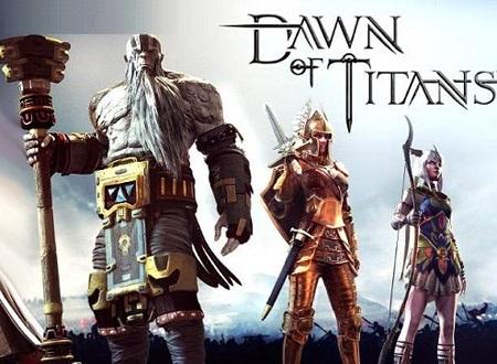 دانلود Dawn of Titans – بازی آغاز تایتان ها اندروید