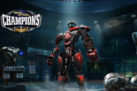 دانلود Real Steel Champions -بازی مبارز آهنی اندروید