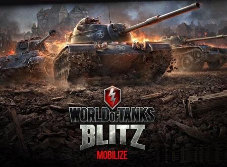 دانلود World of Tanks Blitz بازی جهان تانکها اندروید