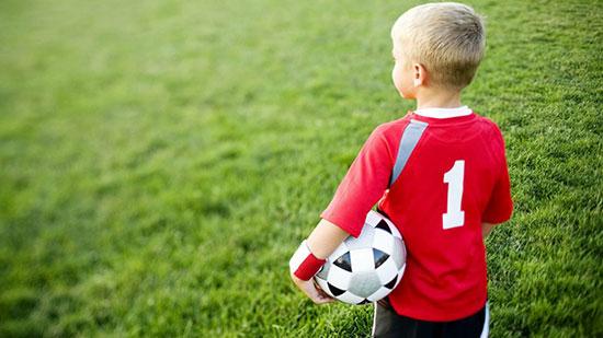 ورزش برای کودکان الزامی است