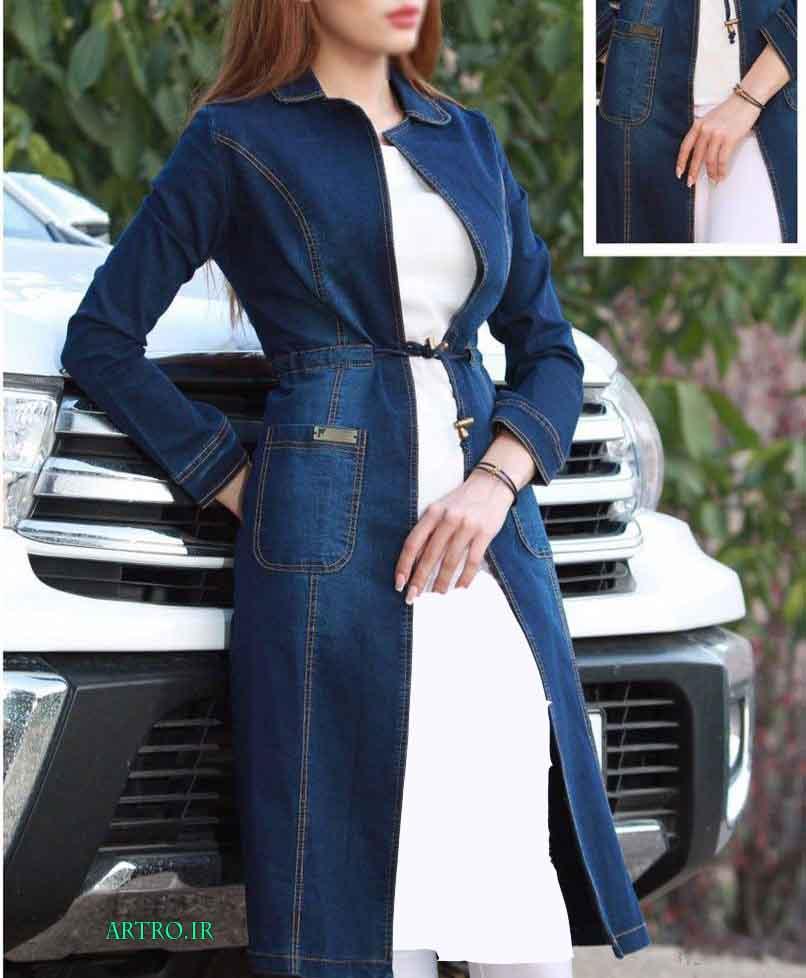 مدل مانتو لی دخترانه 2017