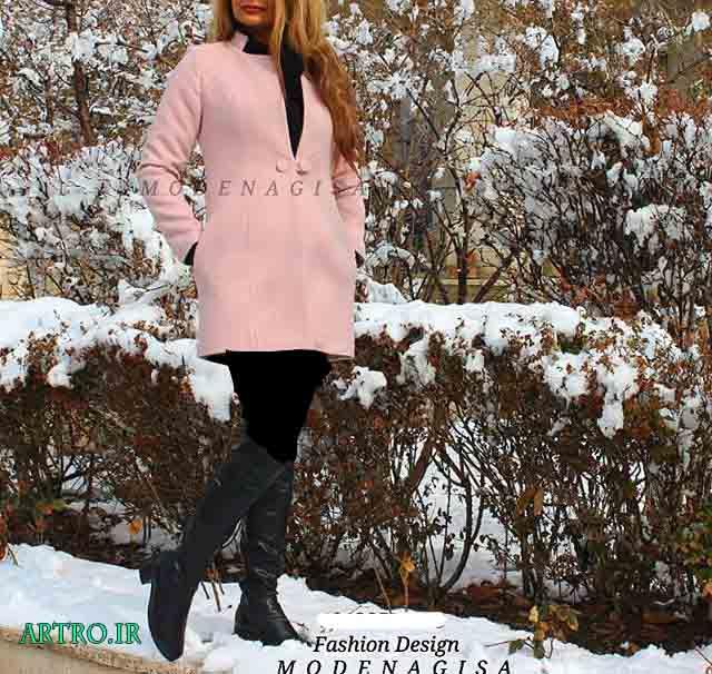 مدل پالتو دخترانه جدید کره ای,