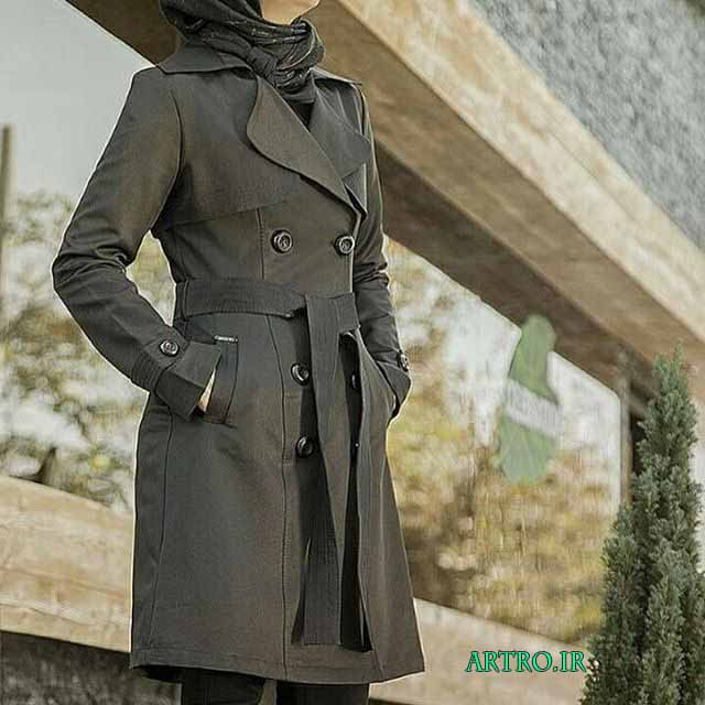 مدل پالتو دخترانه جدید,