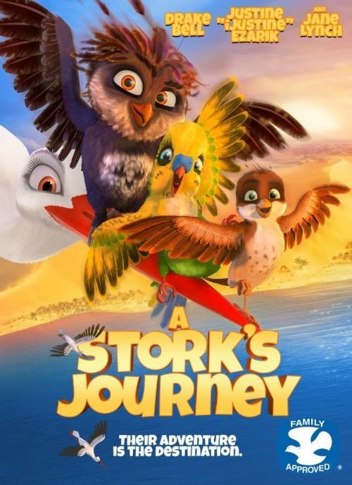 دانلود انیمیشن A Storks Journey 2017