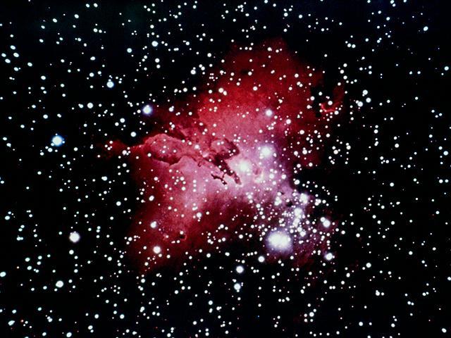 لحظه نابودی ستاره و تبدیل ان به سحابی