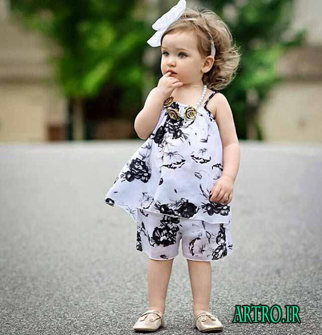مدل لباس بچه گانه 2017